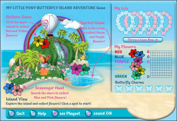 my little pony island adventure